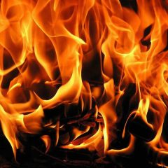 Why do things burn?
