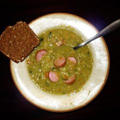 Snert (Dutch Pea Soup)