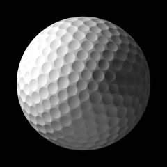 Why do the dimples on golf balls make them fly further?