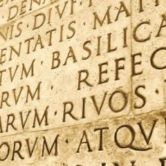 We speak the language of Caesar everyday … and we don't even know it – Everyday Latin Phrases