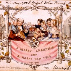 "Christmas Cards – Who ""invented"" Them & When Were they First Sent?"