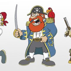 Sark Legends – The Pirates of Sark