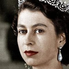 """The Queen … """"Our Duke"""""""