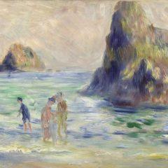 Renoir in Guernsey