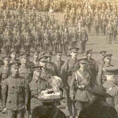 The RGLI – Royal Guernsey Light Infantry