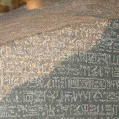Unlocking the Secret of Egyptian Heiroglyphs – The Rosetta Stone