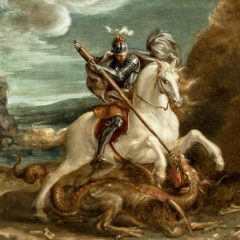 The Day St George lost his head … literally